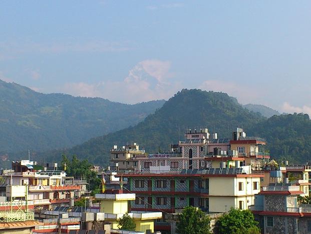 Mt. Machhapuchhre