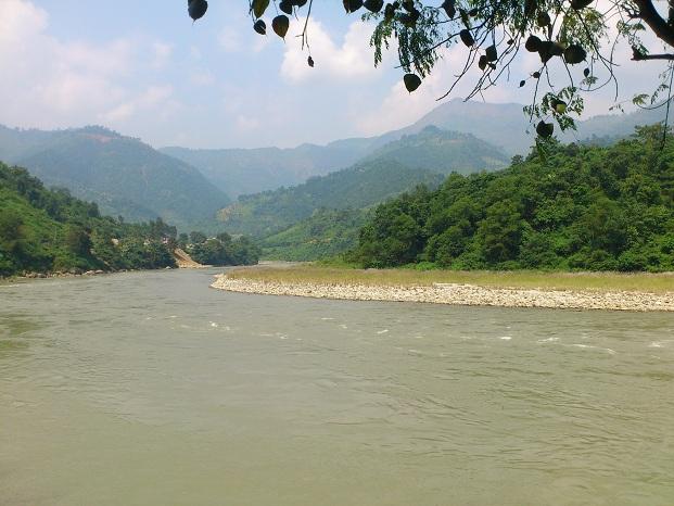 Trishul River